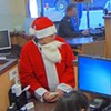 Here Are Photos Of That Dude in a Santa Suit Robbing S.F. Bank