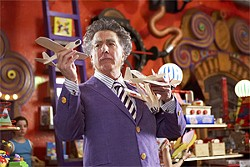 20TH CENTURY FOX - Dustin Hoffman as the 243-year-old Mr. Magorium.