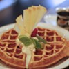 East Bay Bite of the Week: Guerilla Café's Daily Waffle