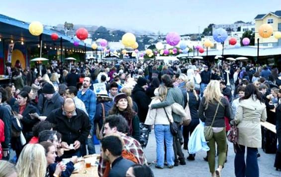 FACEBOOK/SAN FRANCISCO STREET FOOD FESTIVAL