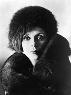 Eat Your Heart Out, Edith Piaf: Parisian cabaret singer - and former ballerina Liliane Montevecchi plays - Madame ZinZanni only through the end of January.