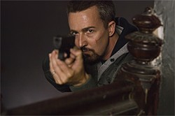 WARNER BROS. PICTURES - Ed Norton plays a good cop whose talents are wasted on the missing persons beat.