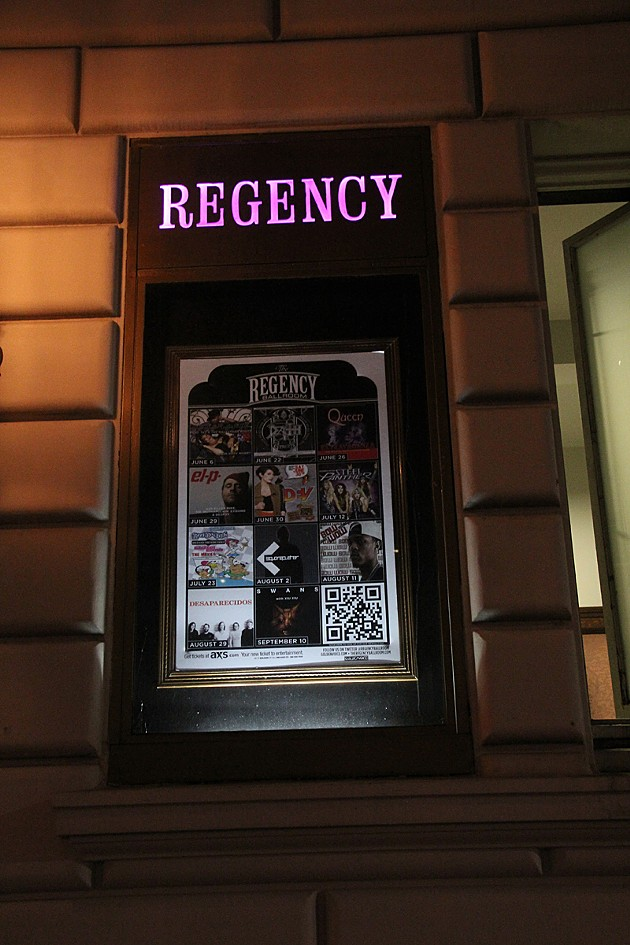 El-P @ Regency Ballroom