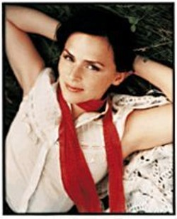 """Emiliana Torrini: """"I have about eight - personalities, and I was very happy to be - able to air out the disco diva."""""""