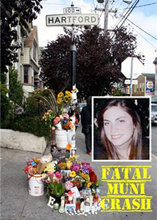 Emily Dunn was killed by a Muni bus