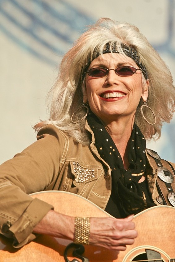 Emmylou Harris - CHRISTOPHER VICTORIO
