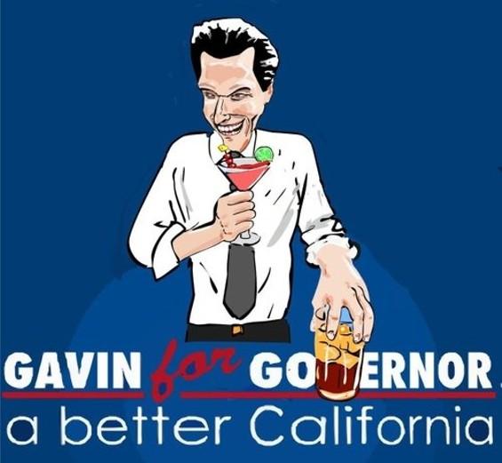 Er, make that Lieutenant Governor - MATT SMITH