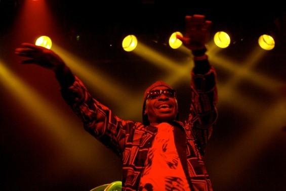 Esau Mwamwaya of The Very Best
