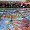 Estria Invitational Graffiti Battle: Now That's Hip-Hop