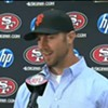 Alex Smith's Giants Cap: $15,000 Fine Could Have Been <I>Much</i> Worse