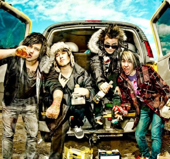 Everything you need to know about BrokeNCYDE is contained in the above photo.