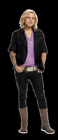 Ex-Absinthe chef (and former Top Chef loser) Jamie Lauren. - BRAVOTV