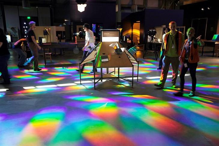 Exhibit Preview @ the Exploratorium