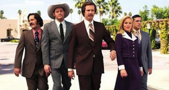 Expect some crazy cameos in Anchorman 2