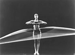 """Explore outer space with a hula hoop at """"Momix in Orbit."""""""