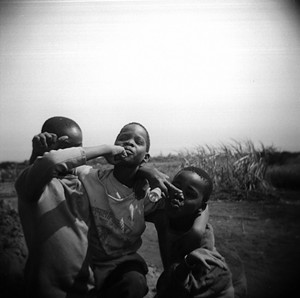 Facebook wants to make it possible for these African kids to have their own profile picture - FLICKR/ASKDZIGN