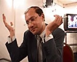 Fair and Balanced? Al-Jazeera senior - producer Samir Khader.