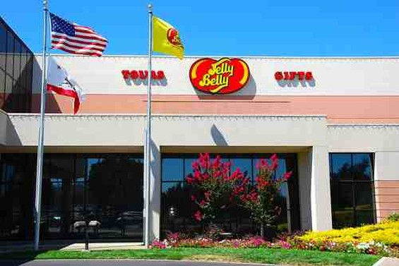 Fairfield's Jelly Belly hosts the annual California Candy Festival on Sept. 22-23. - FLICKR/JVNUNAG