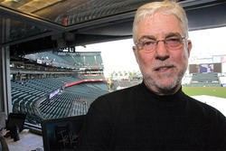 Famed author says broadcaster Mike Krukow need not grab some pine... - JOSEPH SCHELL
