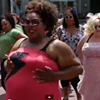 Fat Flash Mob Happy to Take Up So Much Space in San Francisco