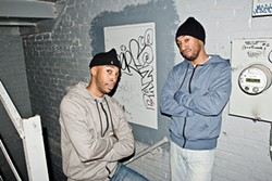 Father and son Prince Paul and P Forreal wanted to make an absurdist play; they ended up bonding over the project.