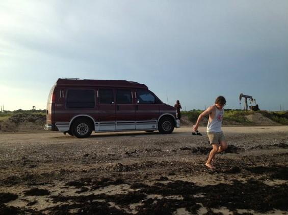 FayRoy's missing van
