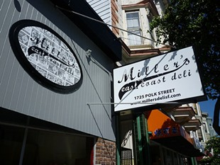 Feeling like a little smoked fish? Miller's East Coast Delicatessen has the hookup. - ALEX HOCHMAN