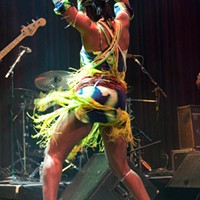 Femi Kuti @ The Fillmore