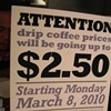 The Price of Coffee Went Up at Cento. Compare <em>That</em> to the Cost of Crack
