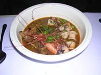 Fish Stew Royale: Royally tasty