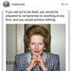 Five Songs That Explain Why Madonna Had to Remove That Thatcher Photo from Her Instagram