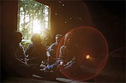 """DAVID BELISLE - Fleet Foxes: Seattle's next big thing in """"barn rock."""""""