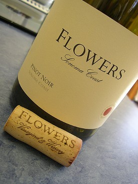 Flowers Pinot Noir: Where Burgundy meets Sonoma - JSPATCHWORK VIA FLICKR