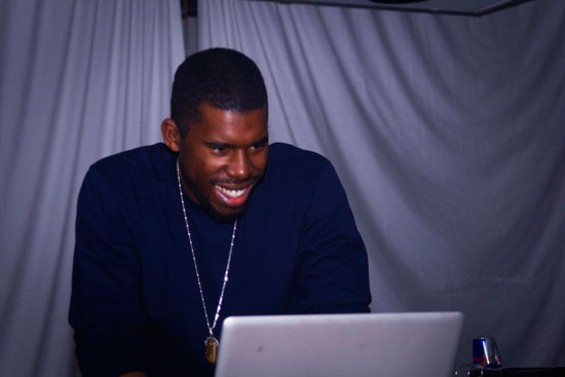 Flying Lotus plays 103 Harriet this Friday.