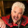 Nothin' Populist About Ticket Prices for Guy Fieri's San Jose Appearance