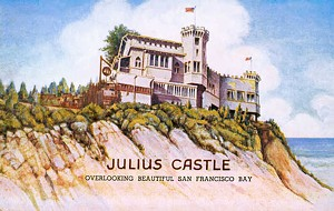 Forget The White House. If we had spare millions, we'd sink them into Julius' Castle.
