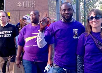 Outside the Gates: Unions Versus Big Tech
