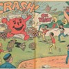 "Four Comic Books No Kids Would Ever Want, Including ""Kool-Aid Man in Space"" and ""Archie's Holocaust"""