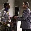 In <i>The Soloist</i>,  Joe Wright turns Steve Lopez' <i>Los Angeles Times</i> series into schlock
