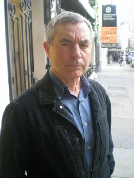 François de la Plaza's patience is wearing thin - JOE ESKENAZI