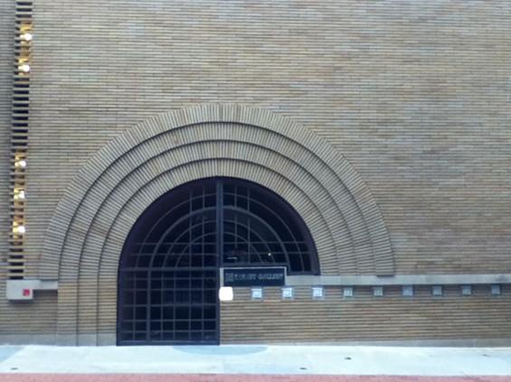 Frank Lloyd Wright's only San Francisco building. - JUAN DE ANDA/ SF WEEKLY
