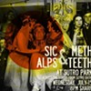 Free Outdoor Show Tonight: Sic Alps, Meth Teeth