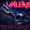 Free Tix: Valerie Party with Anoraak and College