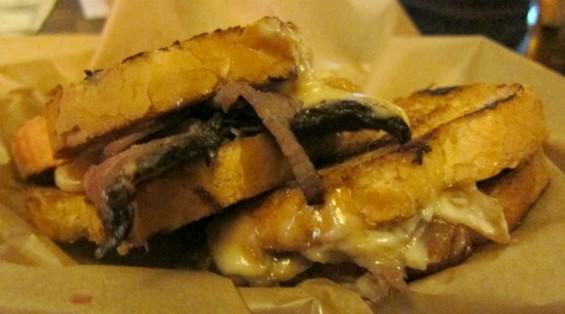 French onion sandwich - PHOTOS BY W. BLAKE GRAY
