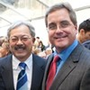 Ed Lee's Alleged Money-Laundering Is Manna From Heaven for Dennis Herrera