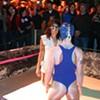 Friday Night: Bay Area Derby Girls' Mud Wrasslin' at CELLspace