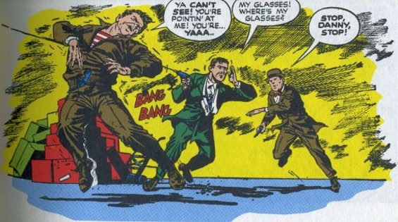 "From ""Danny Iamascia -- Dutch Schultz's Triggerman,"" 1947 - DAN BARRY"