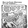 R. Crumb Says He Regrets Doing <i>Genesis</i>, a Project Taken Apart in <i>The Comics Journal</i>