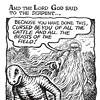 R. Crumb Says He Regrets Doing <i>Genesis</i>, a Project Taken Apart in <i>The Comics Journal</i>