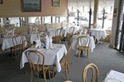 JAMES  SANDERS - From Russia With Blini: Katia's offers - traditional fare in a cozy setting.
